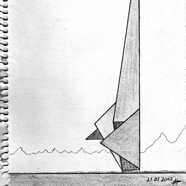 CzrArt: My City Archidraw #10 (2002)