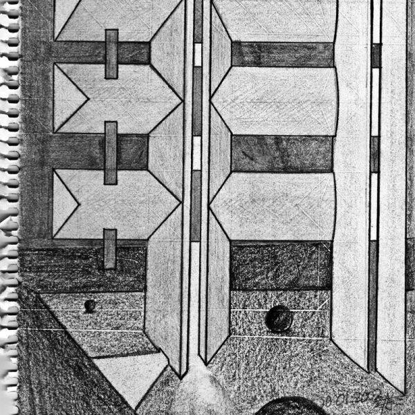 CzrArt: My City Archidraw #11 (2002)