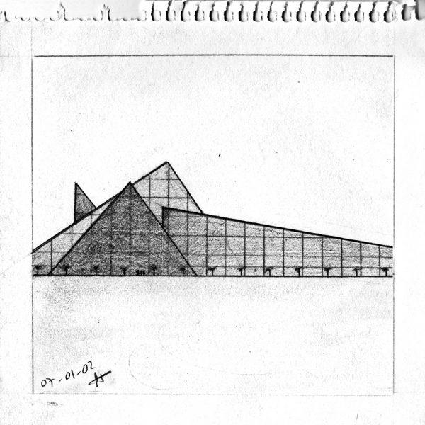 CzrArt: My City Archidraw #14 (2002)