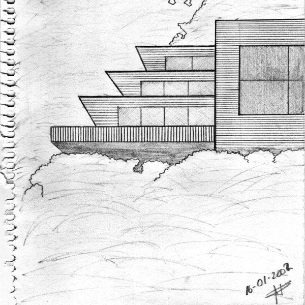 CzrArt: My City Archidraw #15 (2002)