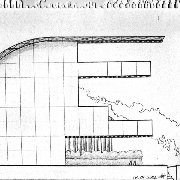 CzrArt: My City Archidraw #16 (2002)