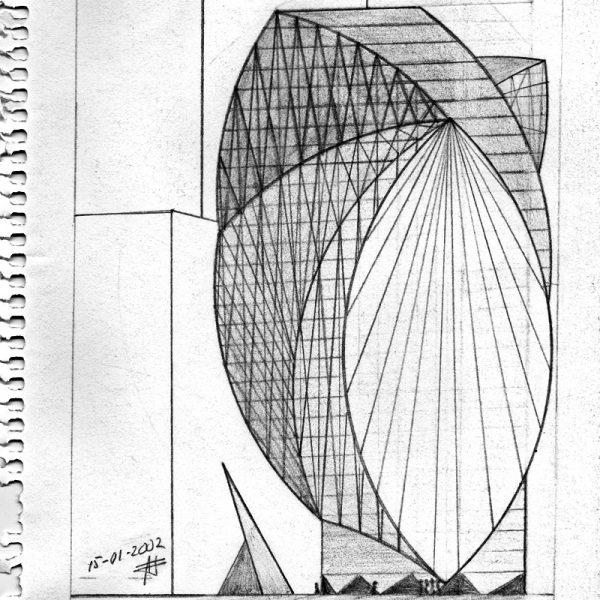 CzrArt: My City Archidraw #3 (2002)