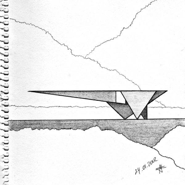 CzrArt: My City Archidraw #5 (2002)