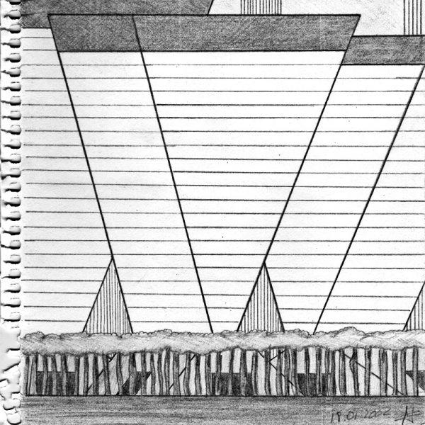 CzrArt: My City Archidraw #8 (2002)