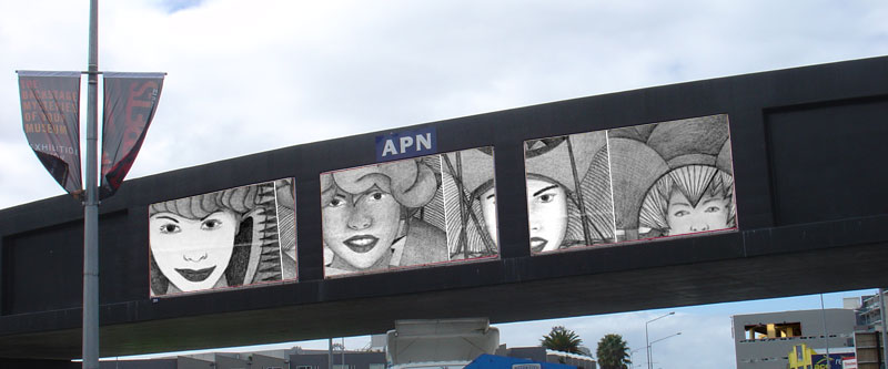 CzrArt: Art Billboards 24 (2008)