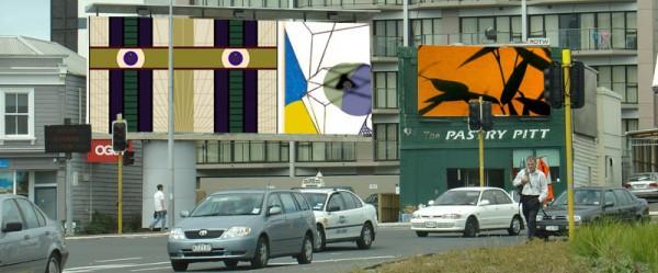 CzrArt: Art Billboards 25 (2008)