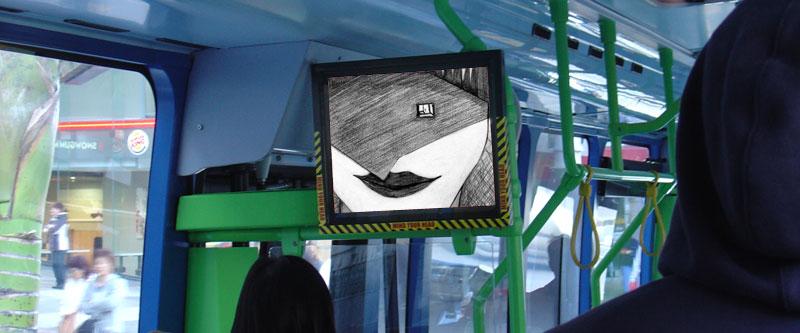 CzrArt: Art Billboards 28 (2008)