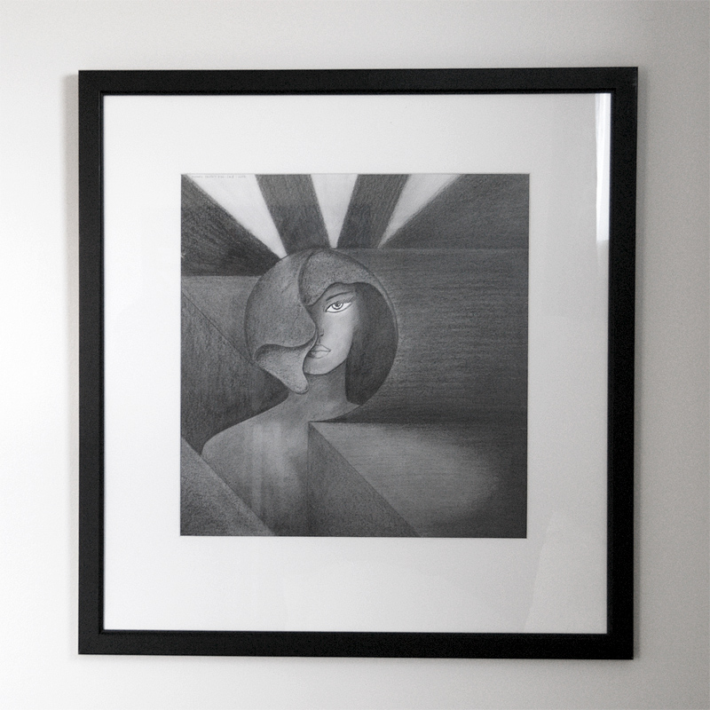 On the Wall: Mother Eye