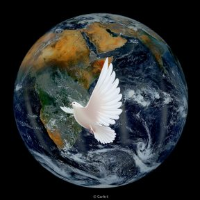 CzrArt - World Wide Peace